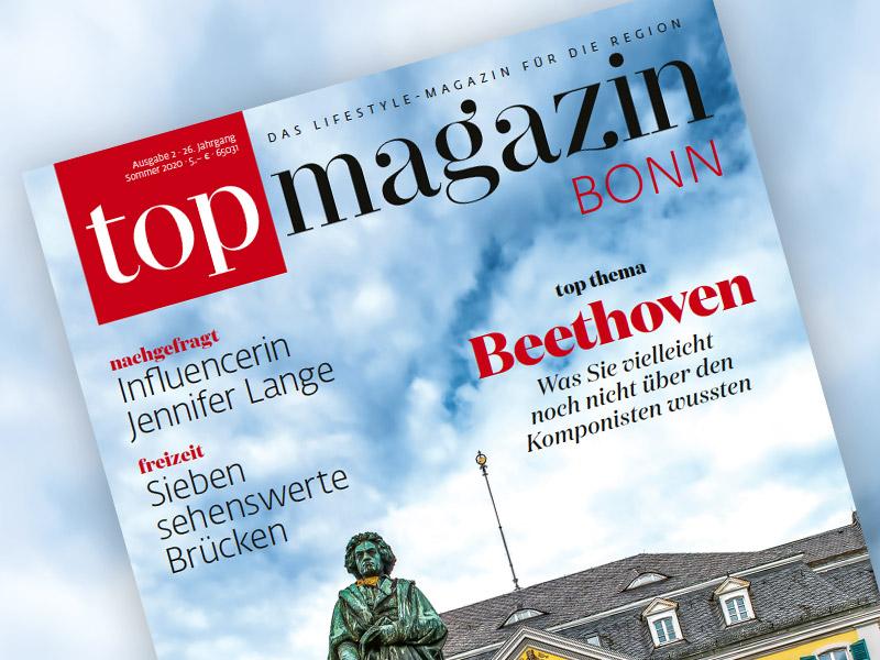 Das neue TOP Magazin