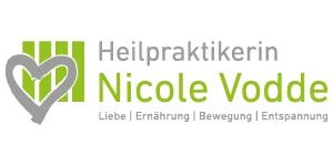 Logo Heilpraktikerin Nicole Vodde