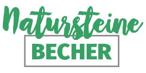 Logo Natursteine Becher