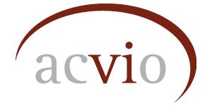 Logo Acvio medizinische Fitness
