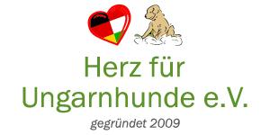 Logo Herz für Ungarnhunde e.V.