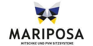 Logo Mariposa Mitschke und PVM Sitzsysteme