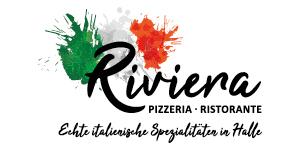 Referenz Logo der Pizzeria Riviera