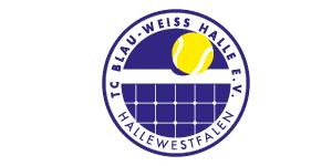 Logo TC Blau-Weiss Halle e.V.