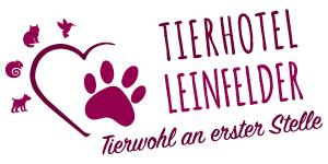 Logo Tierhotel Leinfelder